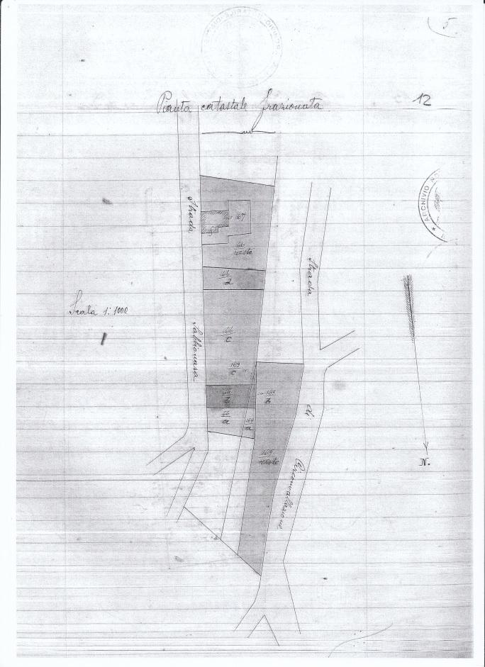 Secondo acquisto di terreno Guerrini